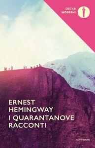 Libro I quarantanove racconti Ernest Hemingway