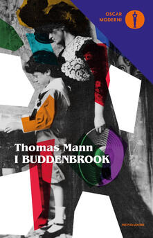 I Buddenbrook - Thomas Mann - copertina