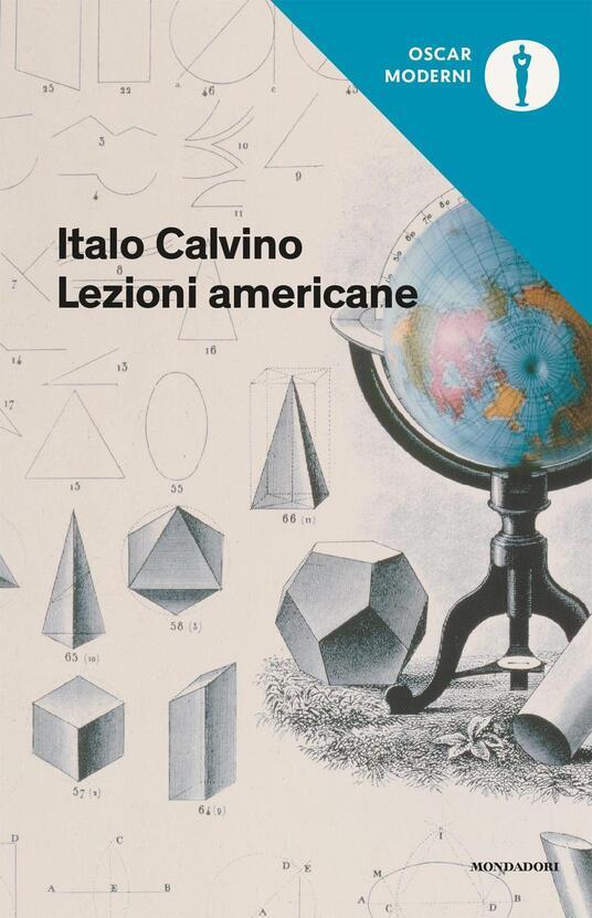 Lezioni americane. Sei proposte per il prossimo millennio - Italo Calvino - copertina