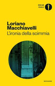 Libro L' ironia della scimmia Loriano Macchiavelli