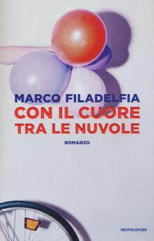 Con il cuore tra le nuvole - Marco Filadelfia - copertina