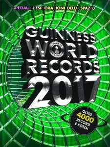 Libro Guinness World Records 2017  0