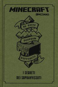 Libro Minecraft Mojang. I segreti dei sopravvvissuti Stephanie Milton