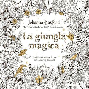 Libro La giungla magica Johanna Basford 0