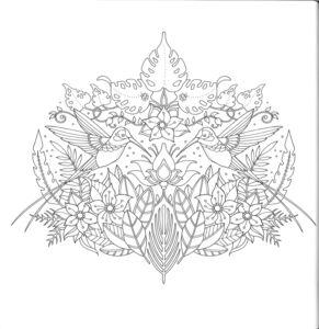 Libro La giungla magica Johanna Basford 2
