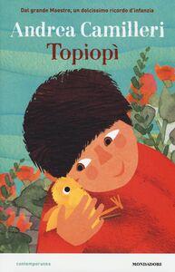 Libro Topiopì Andrea Camilleri 0