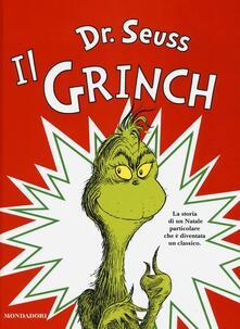 Il Grinch. Ediz. illustrata - Dr. Seuss - copertina