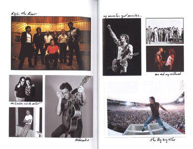 Libro Born to run Bruce Springsteen 2