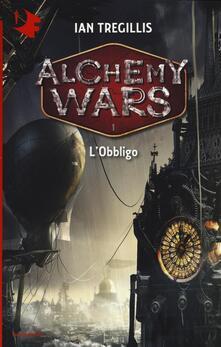 Voluntariadobaleares2014.es L' obbligo. Alchemy Wars. Vol. 1 Image