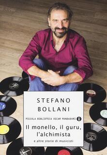 Il monello, il guru, l'alchimista e altre storie di musicisti - Stefano Bollani - copertina