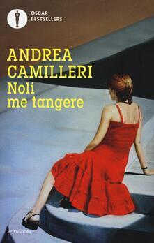 Noli me tangere - Andrea Camilleri - copertina