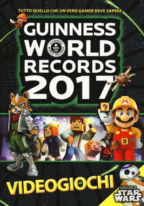Libro Guinness World Records 2017 videogiochi  0