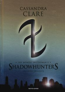 Squillogame.it Shadowhunters. The mortal instruments. Seconda trilogia: Città degli angeli caduti-Città delle anime perdute-Città del fuoco celeste Image