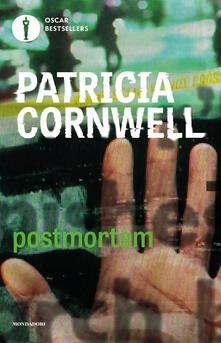 Postmortem - Patricia D. Cornwell - copertina