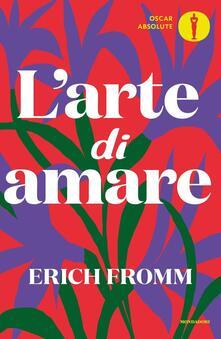 L' arte di amare - Erich Fromm - copertina