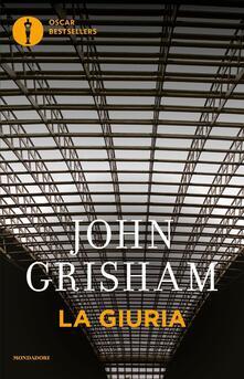 La giuria - John Grisham - copertina