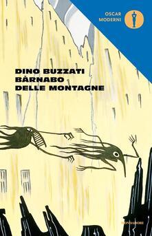 Barnabo delle montagne - Dino Buzzati - copertina