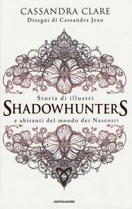 Risultati immagini per shadowhunters libro illustrato