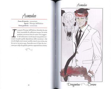 Libro Storia di illustri Shadowhunters e abitanti del mondo dei Nascosti Cassandra Clare 2