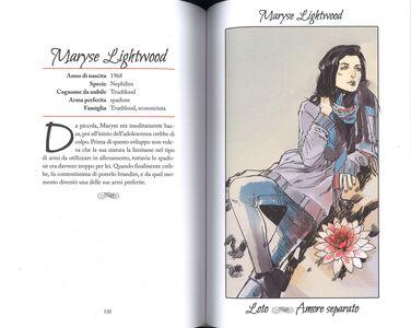 Libro Storia di illustri Shadowhunters e abitanti del mondo dei Nascosti Cassandra Clare 3