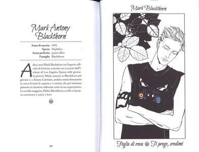 Libro Storia di illustri Shadowhunters e abitanti del mondo dei Nascosti Cassandra Clare 4
