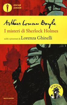 I misteri di Sherlock Holmes - Arthur Conan Doyle - copertina