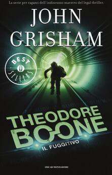 Il fuggitivo. Theodore Boone - John Grisham - copertina