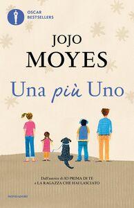 Libro Una più uno Jojo Moyes