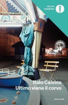 Ultimo viene il corvo - Italo Calvino - copertina