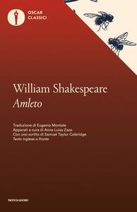 Amleto.Testo inglese a fronte - William Shakespeare - copertina