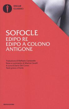 Voluntariadobaleares2014.es Edipo re-Edipo a Colono-Antigone. Testo greco a fronte Image