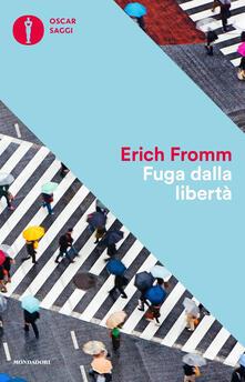 Fuga dalla libertà - Erich Fromm - copertina