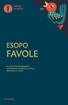Favole - Esopo - copertina