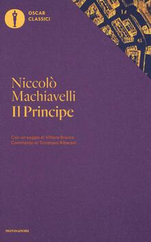 Il principe - Niccolò Machiavelli - copertina