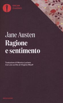 Ragione e sentimento - Jane Austen - copertina