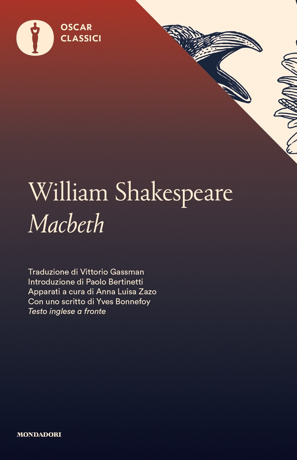 Image of Macbeth. Testo inglese a fronte