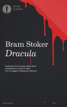 Dracula - Bram Stoker - copertina