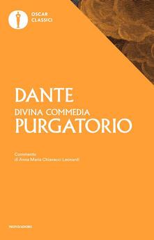 La Divina Commedia. Purgatorio - Dante Alighieri - copertina
