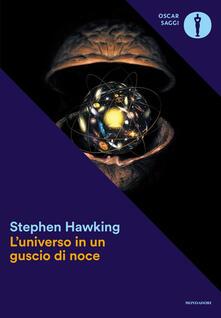 L' universo in un guscio di noce - Stephen Hawking - copertina