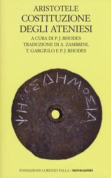 Museomemoriaeaccoglienza.it Costituzione degli ateniesi Image