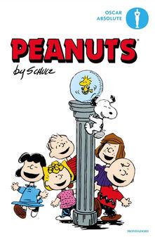 Peanuts - Charles M. Schulz - copertina