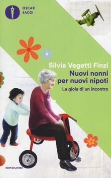 Premioquesti.it Nuovi nonni per nuovi nipoti. La gioia di un incontro Image
