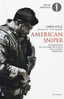 Chievoveronavalpo.it American sniper. Autobiografia del cecchino più letale della storia americana Image
