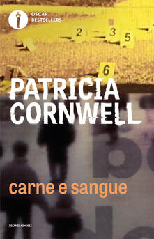 Carne e sangue - Patricia D. Cornwell - copertina