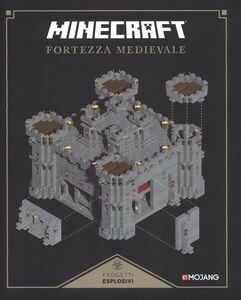 Libro Minecraft. Fortezza medievale  0