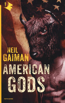 American Gods - Neil Gaiman - copertina