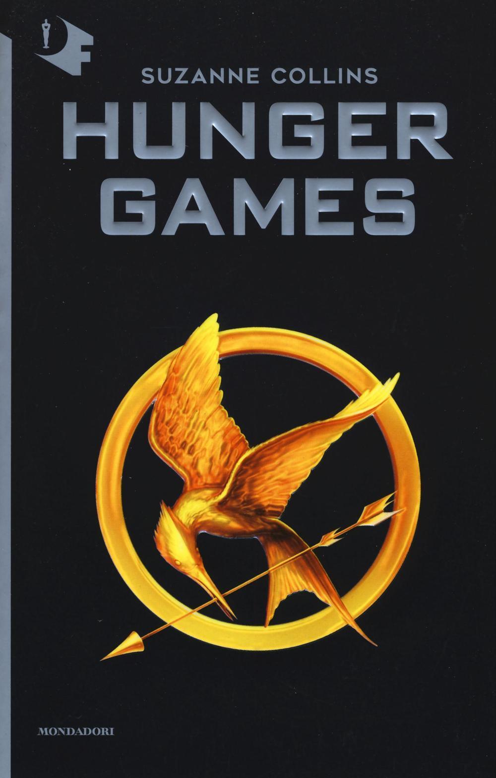 Risultati immagini per hunger games libro