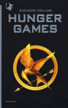 Hunger games - Suzanne Collins - copertina