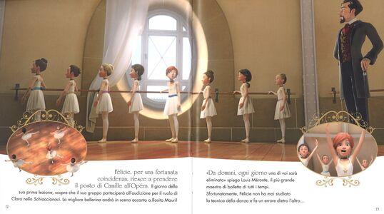 Libro Ballerina. La storia con le immagini del film. Ediz. a colori Anne-Marie Pol 2