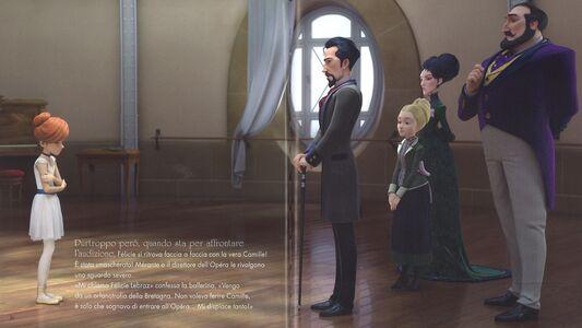 Libro Ballerina. La storia con le immagini del film. Ediz. a colori Anne-Marie Pol 3